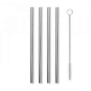 W&P Porter RVS Rietjes 12,7 cm (set van 4) Zilver