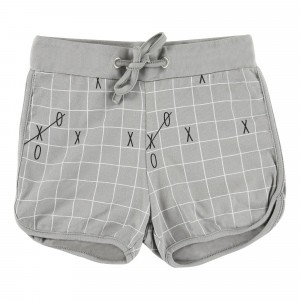 Six Hugs & Rock 'n Roll Beach Short Oxo