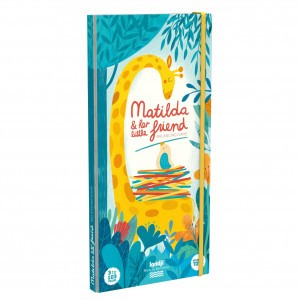 Londji Stapelspel 'Matilda & her little friend'
