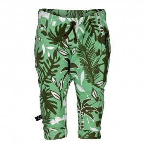 nOeser Pim Pants Jungle Woody Green (maat 50-86)