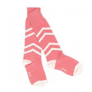 Albababy Annie Knee Socks Peach Blossem