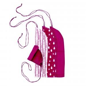 Imse Vimse Wasbare Tampons Normaal (8 stuks) Sangria