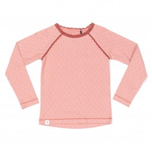 Albababy Ghita Blouse Old Rose Waves