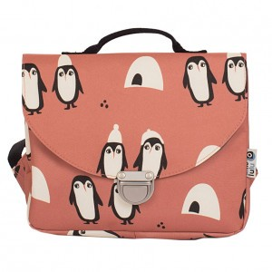 Onnolulu Schooltas Small Pinguin