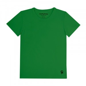 Mambotango T-shirt korte mouwen Groen