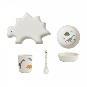 Liewood Bamboo Servies Dino
