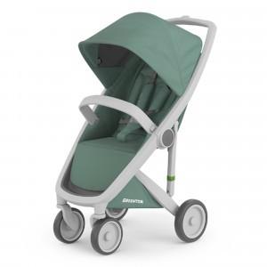 Greentom Kinderwagen Classic Sage/Grijs