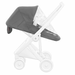 Greentom Regenhoes Carrycot/Reversible