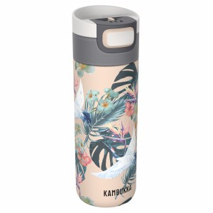 Kambukka Thermische Drinkfles ETNA 500 ml Paradise Flower