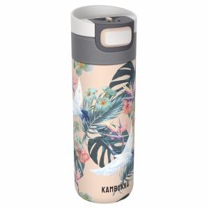 Kambukka Thermische Drinkfles ETNA 500 ml Paradise Flower