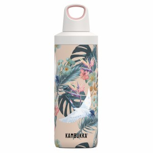 Kambukka Drinkfles RENO Insulated 500 ml Paradise Flower