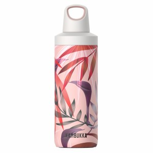 Kambukka Drinkfles RENO Insulated 500 ml Trumpet Flower