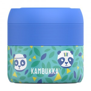 Kambukka Vacuum Insulated Food Jar (400 ml) Chief Panda