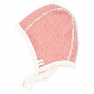 Albababy Heide Baby Hat Old Rose