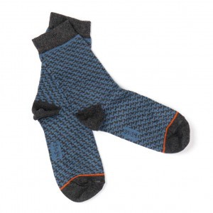 Albababy Kristian Socks Blue Mirage Cubes