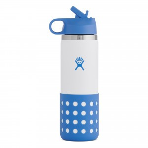 Hydro Flask Insulated Drinkfles Kids Wide Mouth (591 ml) Cove