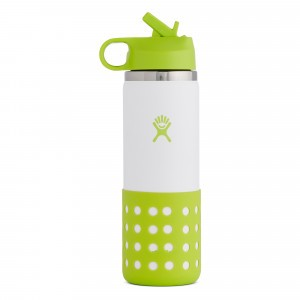 Hydro Flask Insulated Drinkfles Kids Wide Mouth (591 ml) Jungle