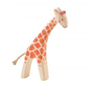 Ostheimer Wilde dieren Giraf klein gebogen (13cm)