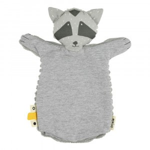 Trixie Handpop Mr. Raccoon