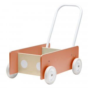 Kid's Concept Loopwagen Abrikoos