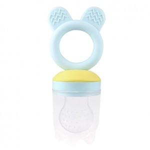 Haakaa Teething Feeder Blauw