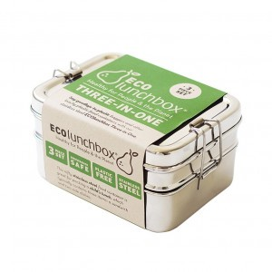 Ecolunchbox Brooddoos 3 in 1