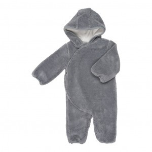 Koeka Beaver Creek Babypakje Steel Grey