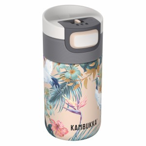 Kambukka Thermische Drinkfles ETNA 300 ml Paradise Flower