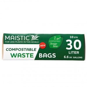 Maistic Afvalzak 30L (10 stuks)