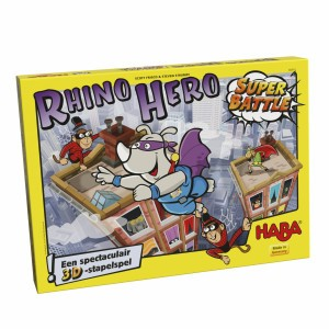 Haba Spel Rhino Hero 'Super Battle'