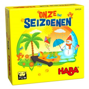 Haba Supermini Spel Onze seizoenen