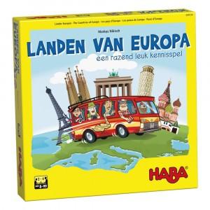 Haba Spel Landen van Europa