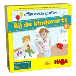 Haba Mijn Eerste spellen Bij de kinderarts