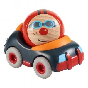 "Haba Kullerbu Knikkerbaan ""Crashauto"""