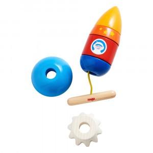 Haba Rijgspel Raket
