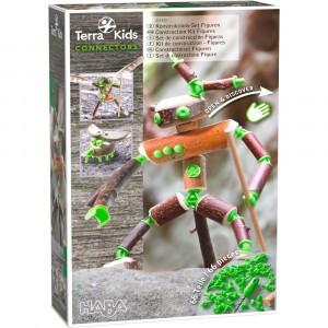 Haba Terra Kids Connectors Constructieset Figuren