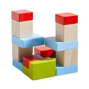 Haba 3D Compositiespel Vier keer vier