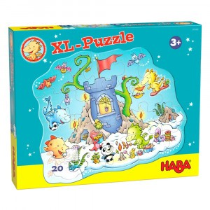 Haba Puzzel Draak Fonkelvuur - Puzzelparty