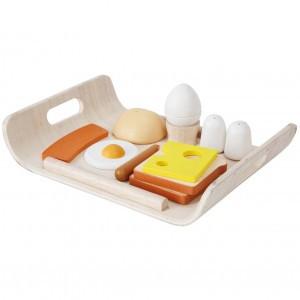 PlanToys Keuken Ontbijt
