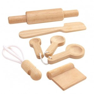 PlanToys Keuken Bakvoorwerpen