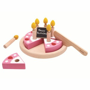 PlanToys Keuken Verjaardagstaart
