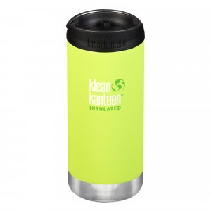 Klean Kanteen Thermosbeker TKWide met Café Cap (355 ml) Juicy Pear