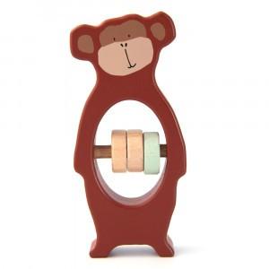 Trixie Houten Rammelaar Mr. Monkey