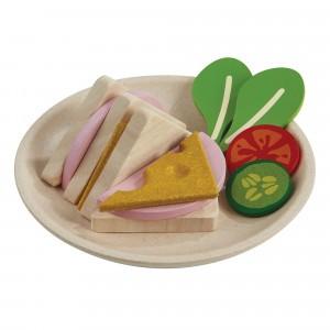 PlanToys Keuken Sandwich