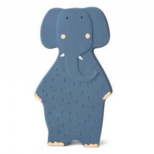 Trixie Natuurlijk Rubber Speeltje Mrs. Elephant