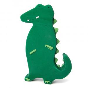 Trixie Natuurlijk Rubber Speeltje Mr. Crocodile