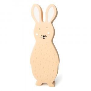 Trixie Natuurlijk Rubber Speeltje Mrs. Rabbit