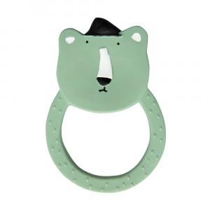 Trixie Natuurlijk Rubber Ronde Bijtring Mr. Polar Bear