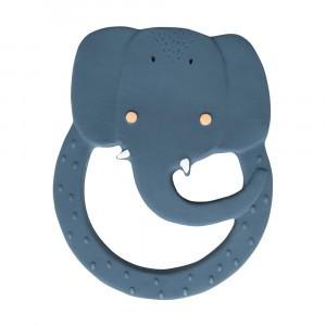 Trixie Natuurlijk Rubber Ronde Bijtring Mrs. Elephant