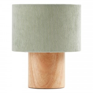 Kid's Concept Tafellamp Corduroy Lichtgroen